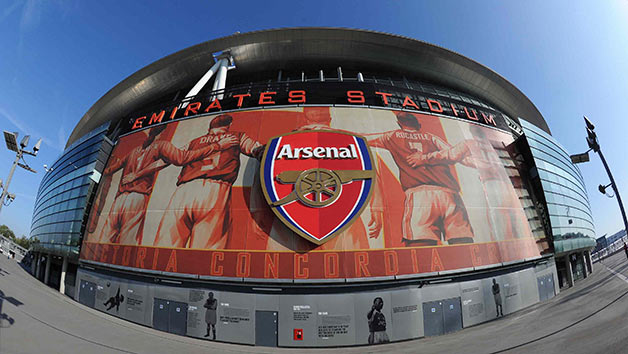 Adult Emirates Stadium Tour with Branded Earphones for Two
