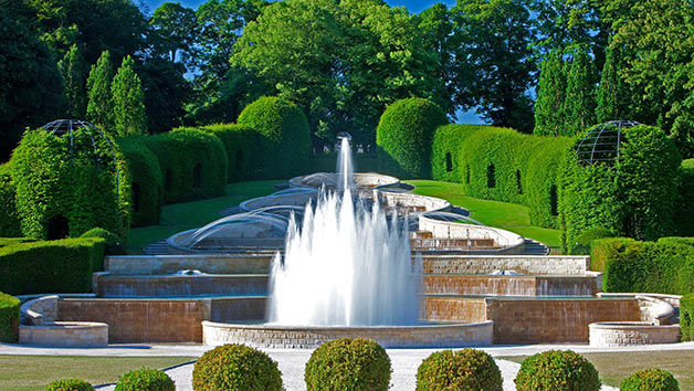 The Alnwick Garden Family Annual Membership for Two