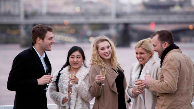 River Thames Sunday Brunch Cruise and Fizz for Two