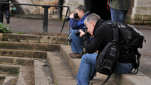 Introduction to DSLR Course with Red Cloud Photography Days for One