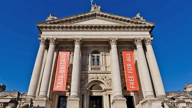 One Hour Private Tour of Tate Gallery for Two