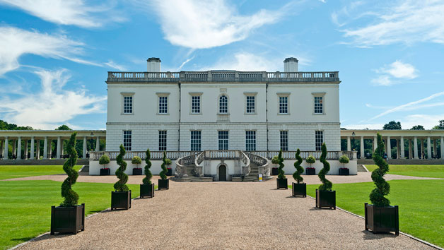 Day Explorer Pass and Afternoon Tea at Royal Museums Greenwich for Two Adults