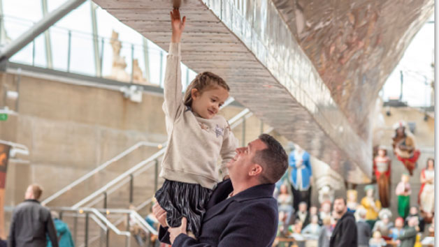 Day Explorer Pass at Royal Museums Greenwich for One Adult and One Child