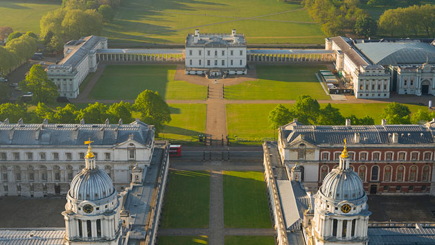 Guided Tour of Queen's House and a Glass of Prosecco for Two