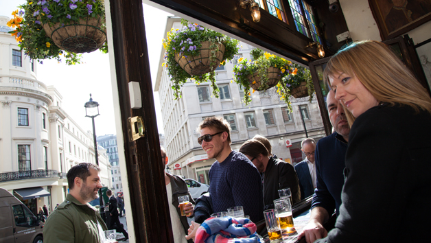 Best Taverns in Town Experience in London for Two