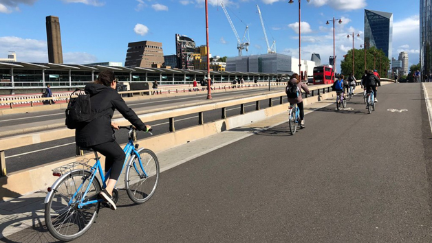 A Private Bicycle Tour Around London for Two with The London Bicycle Tour Company