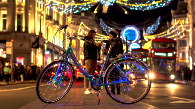 One Day Bicycle Hire for Two Adults with The London Bicycle Tour Company