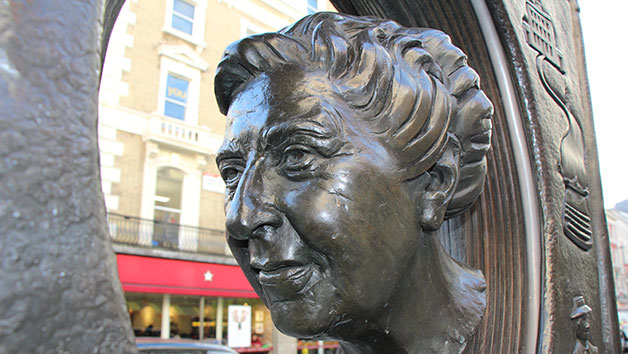 Agatha Christie London Tour for Two People