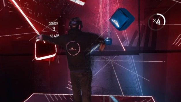 An Hour Virtual Reality Experience at The Glitch VR in Liverpool for Two