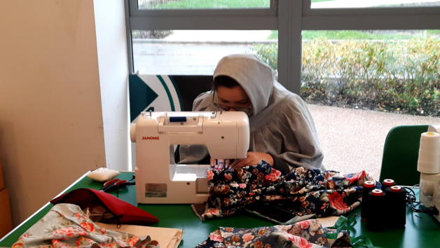 Three Taster Two Hour Sewing Lessons with Thread The Needle Workshop for One