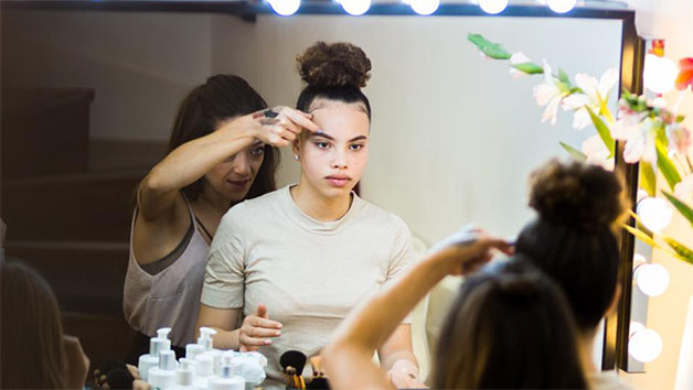Three Hour Makeup Workshop at Makeup London Academy for One