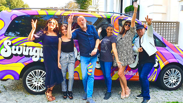Swinging Sixties Private Bus Tour of London for up to Six People