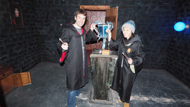 Escape Room Entry at London Escaped for Four