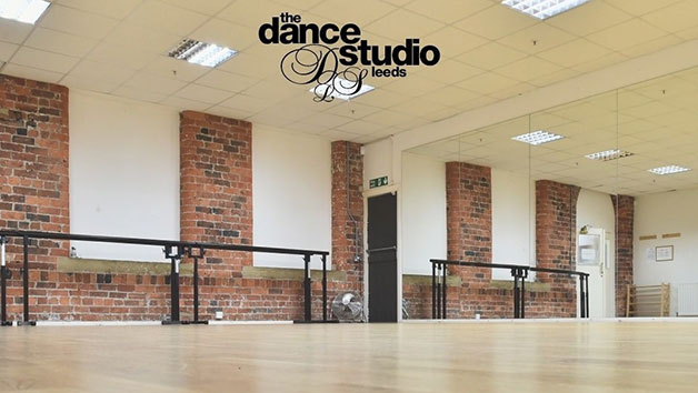 Dance Lesson for Two Adults and up to Three Children at The Dance Studio Leeds