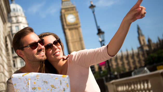 The Great Outdoor UK Wide Treasure Hunt for Two People