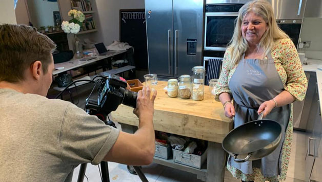 Online Live Class at KitchenJoy for One