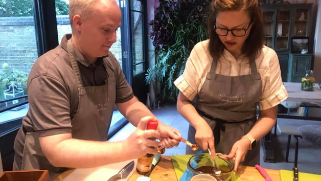 Day Cookery Class with KitchenJoy for One