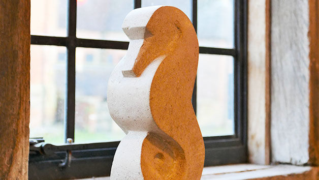 Stone Carving or Wood Carving Two Day Workshop for One