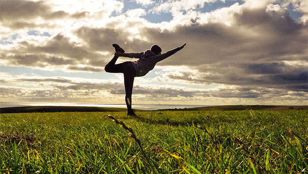 Yoga Day Retreat with BrightonYoga for Two