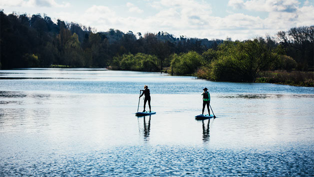 Private Stand Up Paddleboarding Lesson with The SUP Life for One