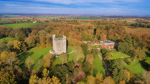 Four Hour Activity Experience at Hedingham Castle with Lunch for One