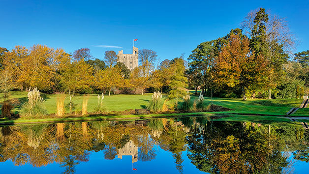Four Hour Activity Experience with Lunch for Two at Hedingham Castle