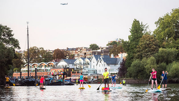 Stand Up Paddleboard Session for Two at Back of Beyond Adventures