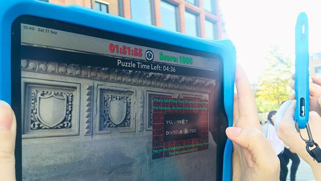 The Wren Code Outdoor Escape Experience for Four