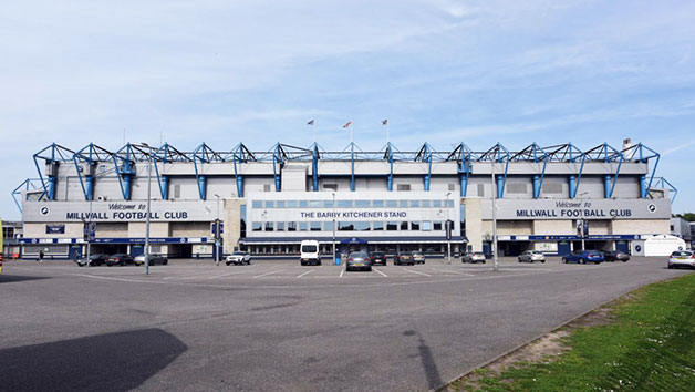 Stadium Tour of Millwall FC's The Den for Two Adults