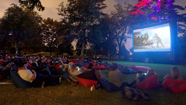 General Entry for Two at Summer Screens Outdoor Cinema