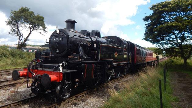 Steam Train Adventure for Two
