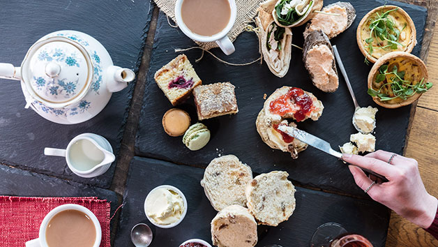 Sparkling Afternoon Tea and Tour for Two at Bolney Wine Estate