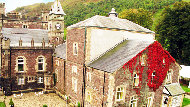 Two Night Charming Escape for Two at Craig-y-Nos Castle, Powys