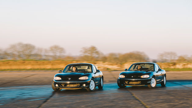 44 Lap Mazda Mx5 Drift Gold Experience in Hertfordshire