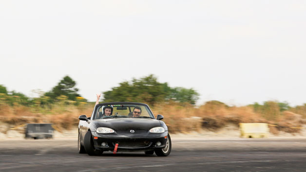 14 Lap Mazda Mx5 Drift Bronze Experience in Hertfordshire
