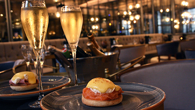 Brunch with Bottomless Prosecco for Two at Dukes Hotel London