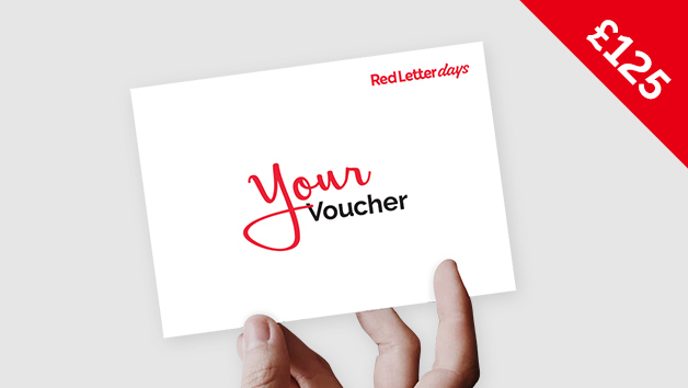 Red Letter Days £125 Gift Card