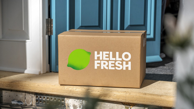 HelloFresh Four Week Meal Kit with Four Meals for Four People