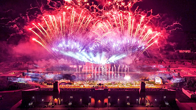 Kynren - An Epic Tale of England, Platinum Seating for Two