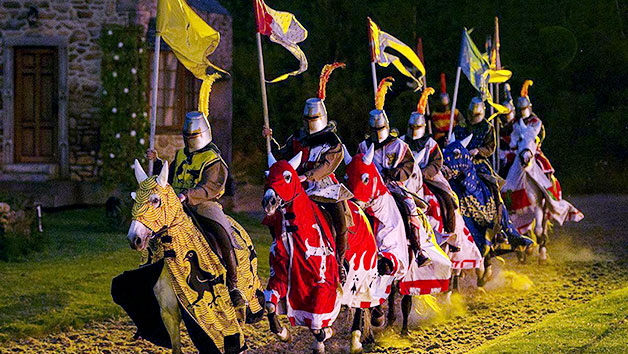 Kynren - An Epic Tale of England, Bronze Seating for Two