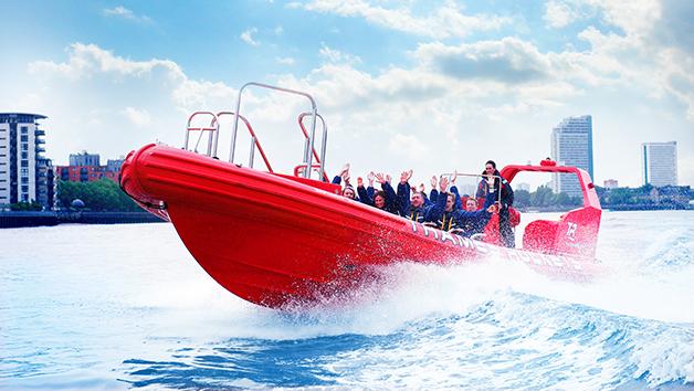 Thames Rockets Powerboating Taster