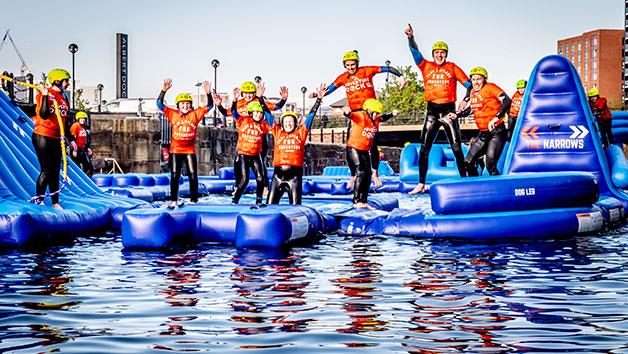 Aquapark Thrill in Liverpool