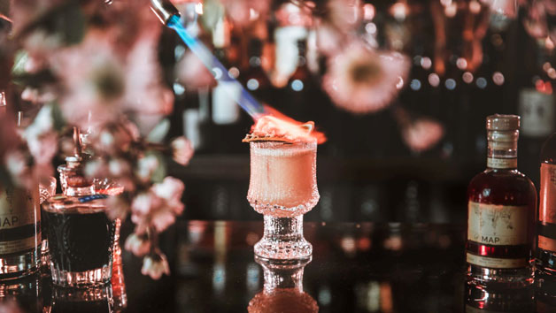 Gin Masterclass for Two at Map Maison in London