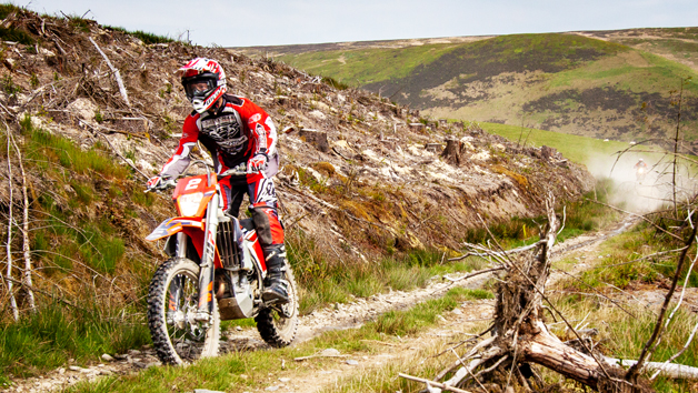 Off Road Biking Adventure in Shropshire