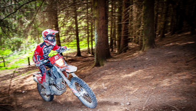Off Road Biking Adventure for Two in Shropshire