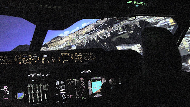 60 Minute Full-Motion Simulator Flight in Coventry