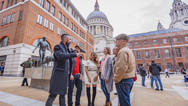 London Pub and Walking Tour for Two