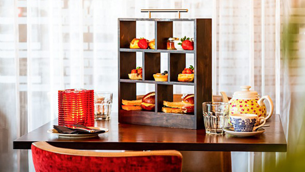 Afternoon Tea for Two at Marco Pierre White's New York Italian