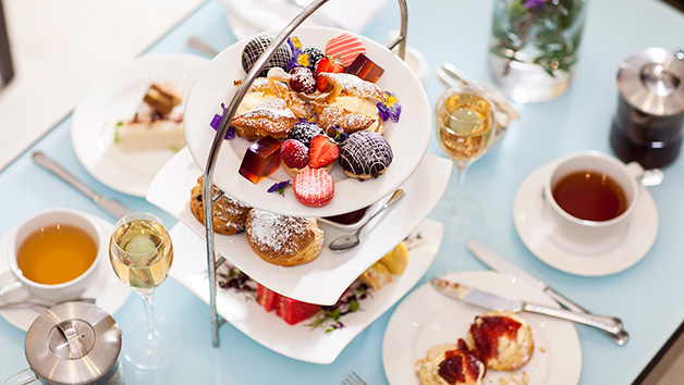 Bottomless Bubbles Afternoon Tea at The Montcalm London Marble Arch