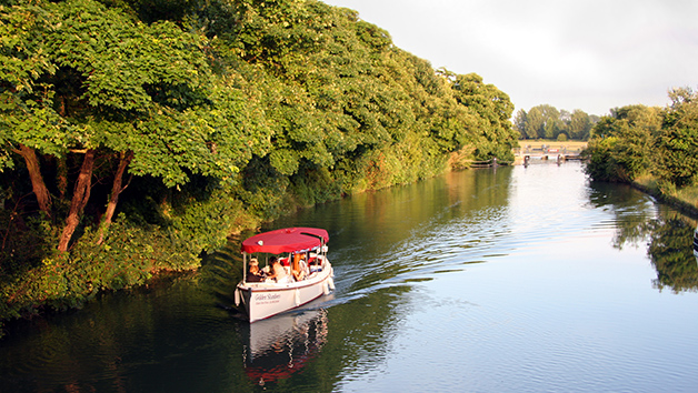 Oxford River Cruise for Two